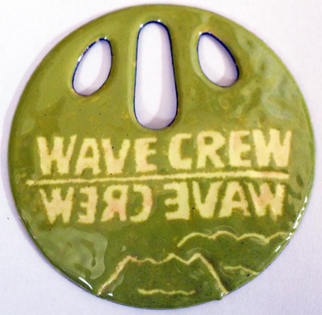 WAVE CREW yellow ver.